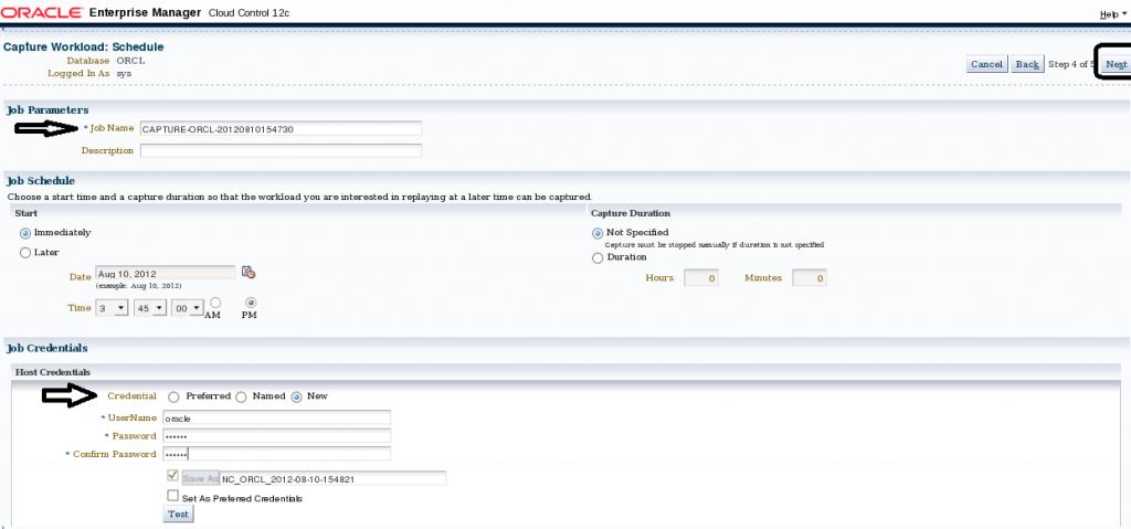 Database Replay