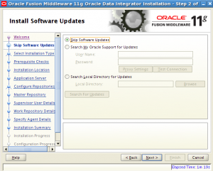 oracle data integrator agent installation